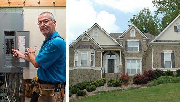 Home maintenance inspections from The Way Professional Services Home Inspections