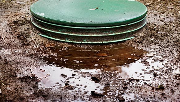 Get a septic system inspection with your home inspection.